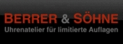 Berrer & Söhne Watch Repair Logo