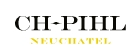 CH-Pihl Watch Repair Logo