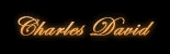 Charles David Watch Repair Logo