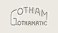 Gotham Watch Repair Logo