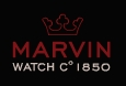 Marvin Watch Repair Logo