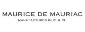 Maurice de Mauriac Watch Repair Logo