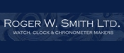 Roger W. Smith Watch Repair Logo